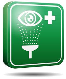 Augenspülung